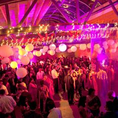 A Sangeet for 250 at the Loft.
