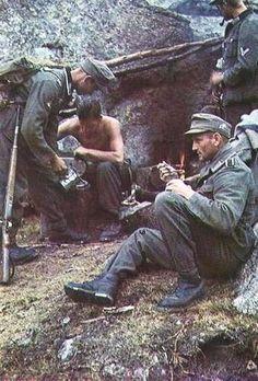 Waffen SS Mountain Trooper