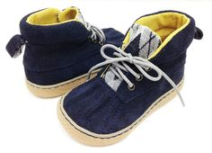 Gordon Navy Suede Toddler/Child