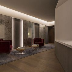 Lobby Sitting Area in the Palazzo Fendi - Fendi Private Suites - Rome, Italy e2504aef14b
