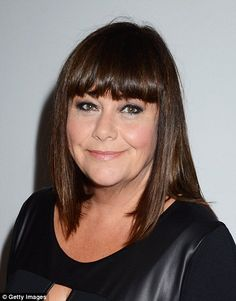 Dawn French announces a UK and Ireland tour for 2014 Top Comedians, Jennifer Saunders, Dawn French, Best Iron, Russell Brand, Tv Awards, Bridget Jones, Renee Zellweger, People Laughing