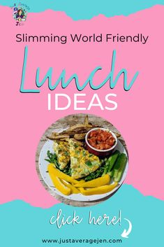 The best lunch ideas for slimming world to keep you full and healthy so you can lose weight Slimming World Lunches Work, Slimming World Healthy Extras, Slimming World Cake, Easy Slimming World Recipes, Syn Free Food, Slimmimg World, Quorn, Cold Meals, Lose Weight