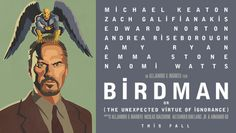 Is 'BIRDMAN' a bird, a man, or a masterpiece