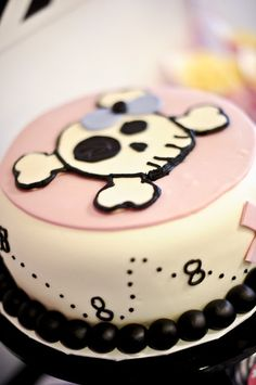 Cute for a girly pirate party