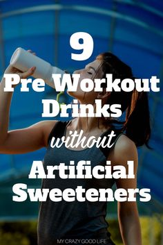 If you are on the 21 Day Fix you know that the struggle to find a pre workout drink with no artificial sweeteners is real. The good news is that I've scoured the internet and found the best pre workout options that contain no artificial sweeteners. Workout Drinks, Pre Workout Drink, Good Pre Workout, 21 Day Fix Meal Plan, Nutrition Plans, Wellness Tips, At Home Workouts, Weight Workouts, Weight Loss Tips