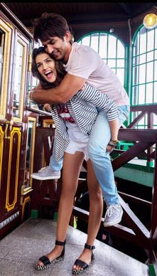 - Sushant Singh Rajput and Kriti Sanon are all set for their upcoming film 'Raabta' and are leaving no stone unturned for promoting the movie. Bollywood Images, Bollywood Couples, Bollywood Stars, Bollywood Fashion, Cute Actors, Handsome Actors, Indian Celebrities, Bollywood Celebrities, Nidhi Subbaiah