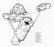 1000 images about hexagon houses on pinterest hexagons for Hexagon deck plans