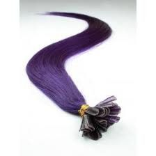 """20 Single Strands 20"""" Party Color Purple Fusion U Tip Hair Extensions by MyLuxury1st. $26.40. QUESTIONS? CONTACT MYLUXURY1ST HAIR EXTENSIONS.  We are a small licensed business dedicated to you.  Make sure you are purchasing quality hair extensions shipped and sold by MyLuxury1st"""
