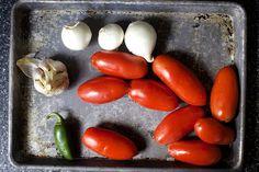 3-ingredient summertime salsa /  smitten kitchen