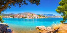 ΜΑΓΕΙΡΙΚΗ | Πέντε συνταγές για γρήγορο μαγείρεμα Greece, Canvas, Water, Painting, Travel, Outdoor, Greece Country, Tela, Gripe Water