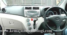 Modifikasi Mobil Daihatsu Sirion | Kemajuan Teknologi