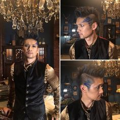 Final Day Final Look! Colab done by amandatoleary stefanieterzo for shadowhunters tv! Shadowhunters Malec, Shadowhunters The Mortal Instruments, Isabelle Lightwood, Jace Wayland, Alec Lightwood, Bane, Mathew Daddario, New Blue, Magnus And Alec