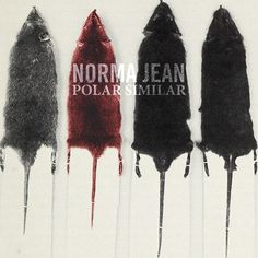 Norma Jean - Polar Similar Limited Edition Vinyl LP November 4 2016 pre-order