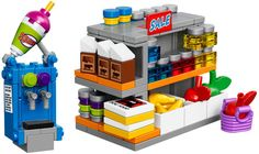 The Simpsons Lego Kwik-E-Mart is the only place to buy Lego Squishees