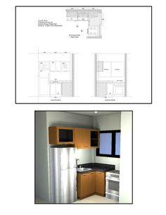 2d Kitchen Lay Out And 3d Design Using Su Default