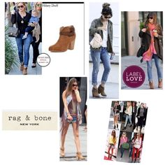 CELEB GO TO all time fav RAG and Bone boots .This wardrobe footwear staple has logged some serious miles as they are now worn all four seasons. Be on the look out for open-toe versions and we're TOTALLY in love with all of the buckles. They are classic, they get better with age and they go with everything. With all of the different ways to wear them it can almost be overwhelming…you can catch just about every super model and celeb rocking them ! rag & bone Shoes Ankle Boots & Booties