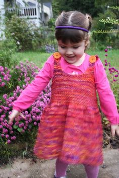 Free Knitting Pattern - Toddler & Children's Clothes: Apiary Jumper