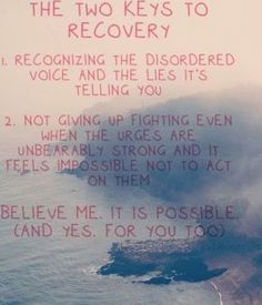 Keys to Recovery - Sober Inspirations - Sign up for daily inspirations to help you on your road to sobriety. You can sign up a loved one too.