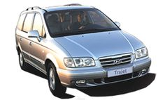 Minivan Rent in Cuba - 7 seat minivan available at over 120 collection points and 6 major airports in Cuba