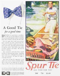 Spur Tie