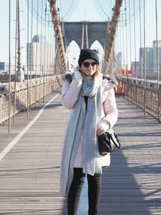 NEW YORK TRAVEL DIARY - PART 1 - Bang on Style Brooklyn Bridge
