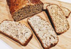 Sin Gluten, Gluten Free, Lchf, Banana Bread, Paleo, Bakery, Dessert Recipes, Low Carb, Food