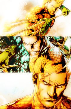 I have to say after reading the new 52 and darkest night, Aquaman has grown on me a bit