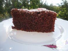 NURLUMUTFAKTA !!!: Çikolatalı Bademli Kek( Torta Caprese)