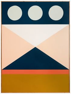 Artist Esther Stewart. Beautiful color combinations.