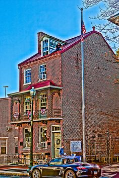 Lincoln House - West Chester Pennsylvania