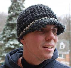 free crochet hat patterns for men crochet hats for men beanies sci fi fan slouch waves