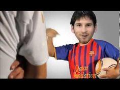 Parodia Messi Vs Cristiano Ronaldo