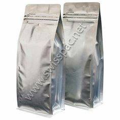 we make flat bottomed coffee and tea pouches with zipper and with pocket zipper. This pouches are also known as box pouches. Flats, Stuff To Buy, Pouches, Shopping, Paper Bags, Coffee, Zippers, Modeling, Silver