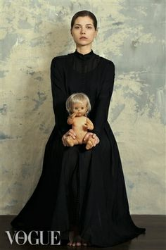 PhotoVogue  Romina Ressia