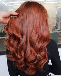 Neat Fishbone Braids - 20 Gorgeous Ghana Braids for an Intricate Hairdo in 2019 - The Trending Hairstyle Red Hair Inspo, Red Hair Inspiration, Ginger Hair Color, Hair Color And Cut, Auburn Red Hair, Strawberry Blonde Hair, Dye My Hair, How To Make Hair, Gorgeous Hair