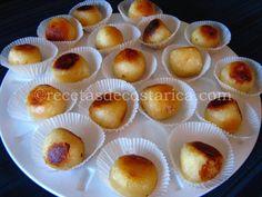 Cocina Costarricense: enyucados