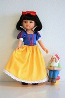 Шьем для кукол Paola Reina