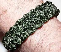 A single-color Cobra Braid Paracord Survival Bracelet is a very commonly braided and worn Bracelet. And they are simple and fun to make, as well! Here's how! Paracord Needed: 1 continuous length of Paracord at least 8 feet in length. Buckle: A single 3/8″ or 1/2″ buckle will look fine with this particular braid of …