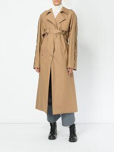 Rokh trench coat aka the coat of dreams!