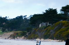 Carmel. The most beauitful beach in the world