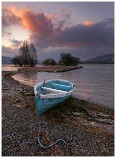 Llangorse, Brecon, Beacon, Wales UK - Geoffrey Baker