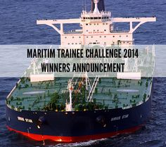 Winners Announcement for the Maritim Trainee Challenge 2014