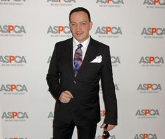 Designer Anthony Rubio attends one of the many fabulous events during this Spring 2013 Fundraising season. This was at the Plaza Hotel New York benefiting the ASPCA