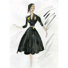 edith head on pinterest costume design sketch sketch