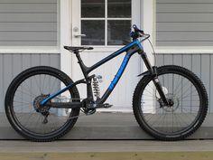 Transition Patrol C - Quaddro's Bike Check - Vital MTB