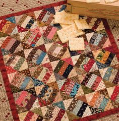 Amazon.fr - Civil War Legacies II: 17 Small Quilt Patterns for Reproduction…