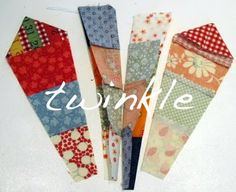 TWINKLE PATCHWORK: tutorial