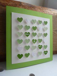 Meine grüne Wiese: Die Hochzeit meiner besten Freundin (Die Glückwunschkarte)
