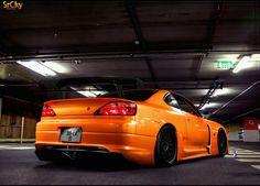 Nissan Silvia S15 by SrCky.deviantart.com on @deviantART