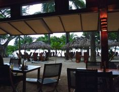 Places to dine in Tamarindo, Costa Rica.